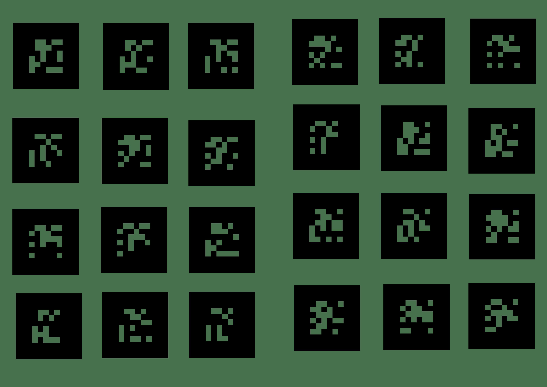 qr code animation