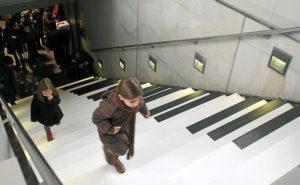 aperçu escalier piano