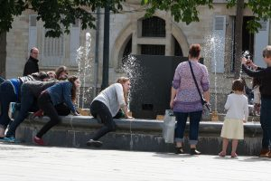 aperçu fontaine sonore