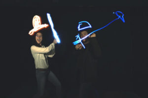 capture animation light painting